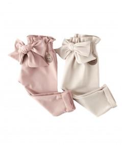 Spodnie dresowe Basic Bow